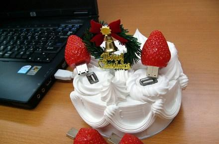 Solid Alliance celebrates with four-port USB cake