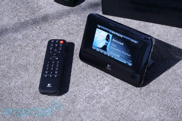 Logitech Squeezebox Touch review