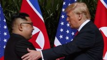 Trump brashly declares: 'If not for me, we would now be at War with North Korea!'