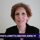 Fed's Mester is watching 'upside risks' in inflation