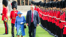 Police operation for Donald Trump visit to the UK cost taxpayers nearly £18 million