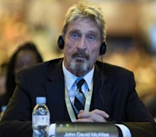 Antivirus mogul John McAfee dies by suicide in a Spain jail while awaiting extradition on tax evasion charges
