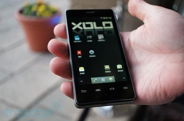 Intel's Xolo X900 by Lava hands-on (video)