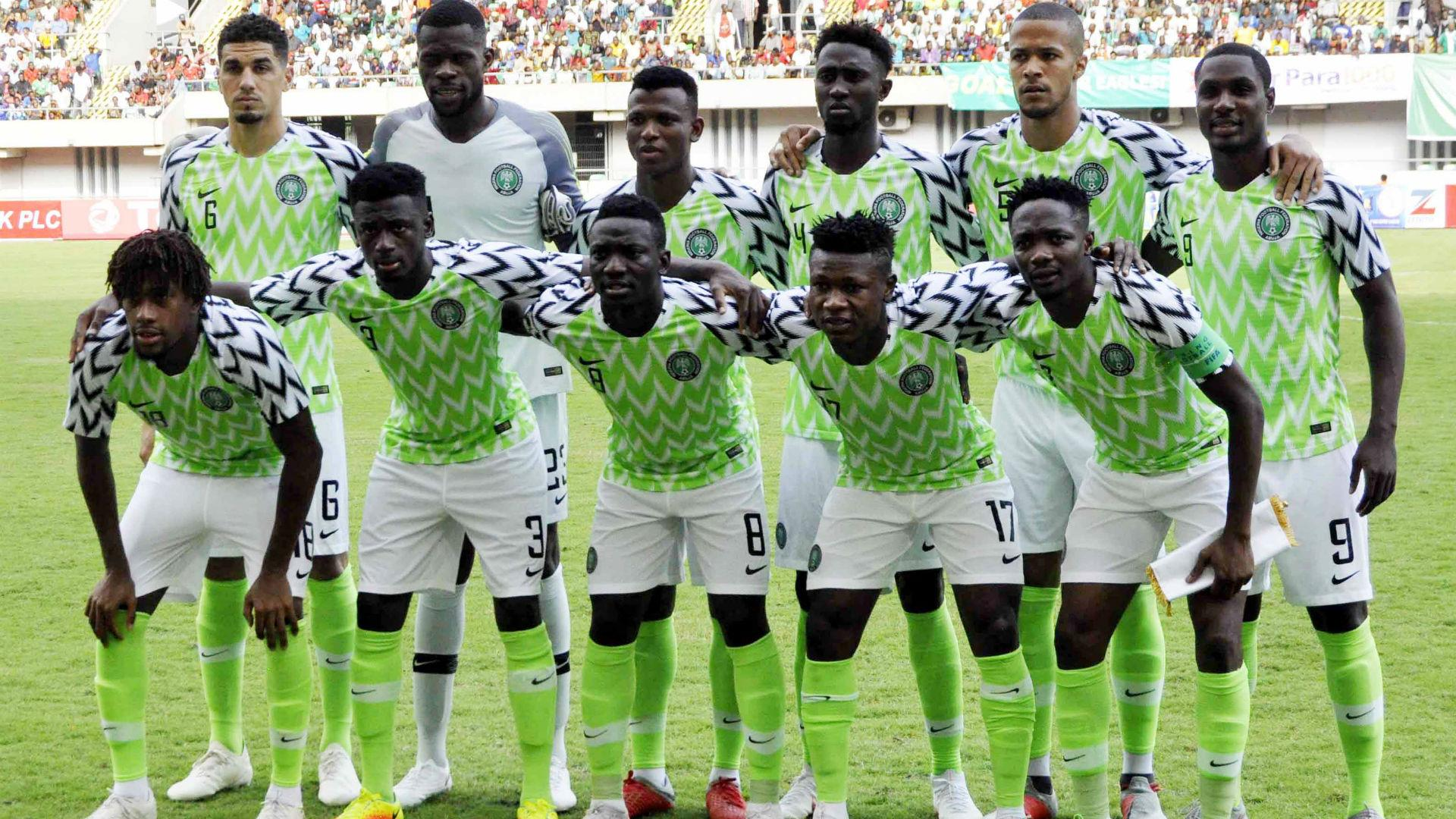 Nigeria 0 Zimbabwe 0: Warriors hold Super Eagles in Asaba - Yahoo Sports