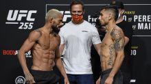 UFC 255 full results: Figueiredo submits Perez; Shevchenko outpoints Maia