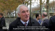 """Hôpital construit en zone inondable: quand le maire de Carcassonne n'apprécie pas les questions d'""""Envoyé spécial"""""""