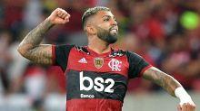 Flamengo de Domènec Torrent tem o Gabigol menos cirúrgico no ataque