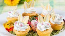 復活節吃自助餐滿足各人口味,限定美食可一不可再