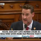 Rep. Greg Steube on GOP complaints over due process in impeachment hearings