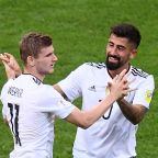 Germany's Timo Werner eyes Confederations Cup glory