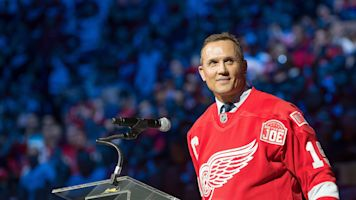 Homecoming Wing: Yzerman to be Detroit GM