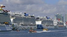 FOTOS | La pandemia del coronavirus deja a los cruceros amarrados en los puertos de todo el mundo