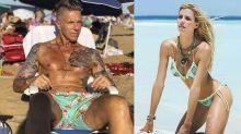 Tiene 24 años... la nueva novia 'nudista' y súper sexy de Alejandro Fantino