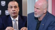 Peter FitzSimons slams NRL boss over 'absurd' virus claim