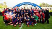 Las promesas del Barcelona que ganó la UEFA Youth League
