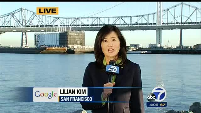 Report: Google's barge to hoist sails