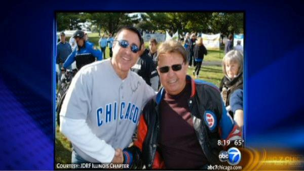 Ron Santo Walk To Cure Diabetes