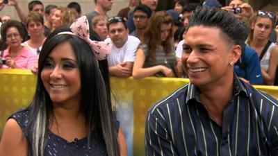 Pauly D And Snooki Talk 'Jersey Shore' Spin-Offs