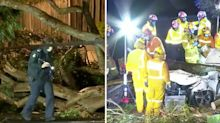 Boy, 4, among three people killed in Melbourne storm