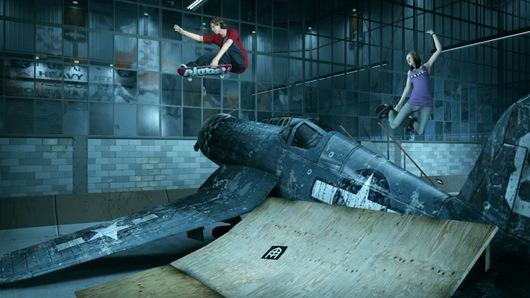 How to lose your head in Tony Hawk's Pro Skater HD multiplayer
