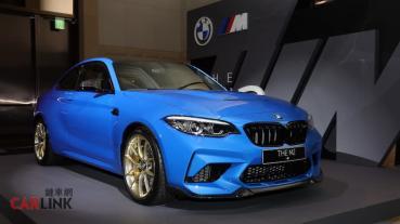 BMW 2系列最緊繃的 M2 CS 490萬元限量在台上市