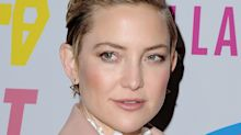 Kate Hudson, No Longer Bald, Debuts Textured Ombré Pixie Cut