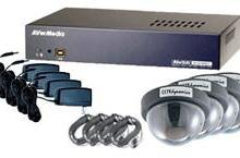 CCTVdynamics' all-inclusive EB1304 home surveillance kit