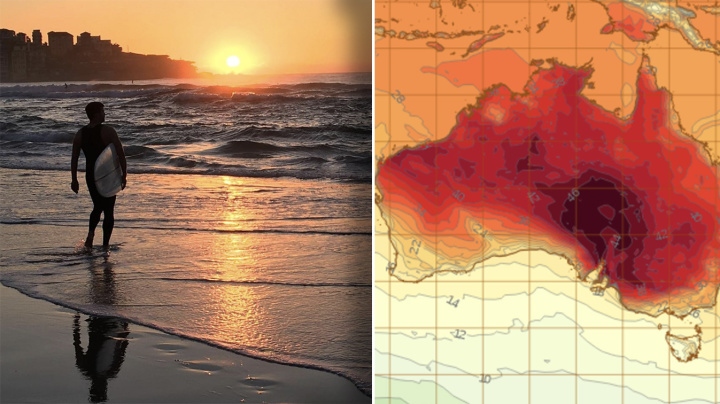 Blistering heatwave could set new records as temperatures reach high 40s