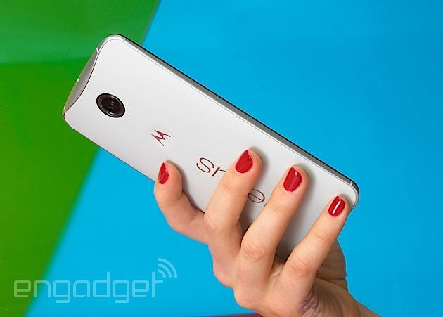 Uh-oh, Moto: AT&T is sending back early Nexus 6 units over a bug