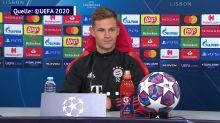 """Kimmich: """"Finale mit Bayern etwas ganz Besonderes"""""""