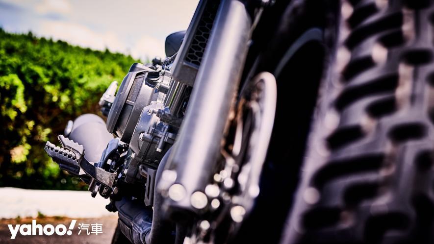展現難以置信的靈活輕鬆!2020 Honda日系美式車型Rebel 500新北山區試駕! - 9