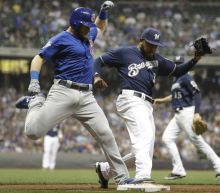 The Brewers collapsed in the 9th inning and their troubles are only starting