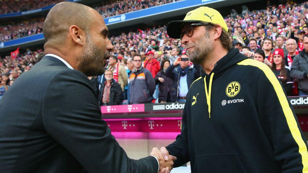 """Manchester City, Guardiola : """"Klopp est un entraîneur de haut niveau"""""""