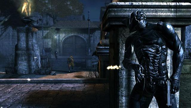 Dark Sector's multi-player modes are meager