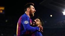 Los palos no paran: Messi y Suárez son los apuntados