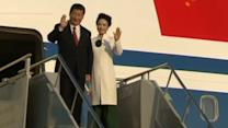 Chinese President Xi Jinping arrives in Bali for APEC summit