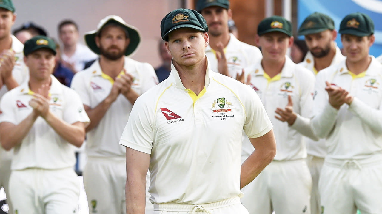 'I was more disappointed': Steve Smith's brazen Ashes admission