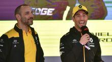 Ricciardo has inky reason to seek Spanish success