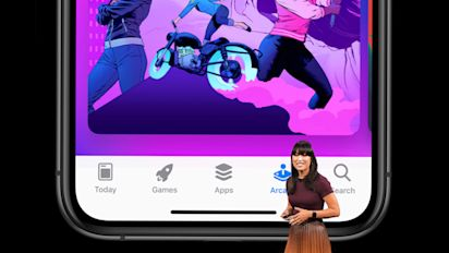 Apple Arcade may change the way you use a phone