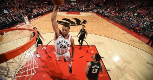 Basket - NBA - Toronto renverse la série et mène pour la première fois face aux Bucks