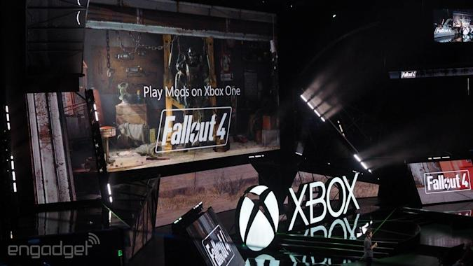Your 'Fallout 4' PC mods will work fine on the Xbox One, too