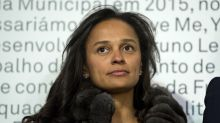 'África's richest woman' out of Davos well before report