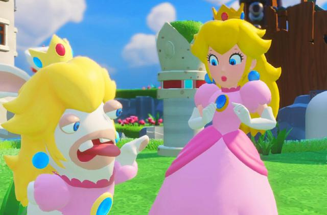 'Mario + Rabbids: Kingdom Battle' tempers insanity with charm