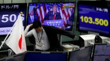 Japan Inc believes Abe, Trump don't want to see excessive yen weakness: Reuters poll