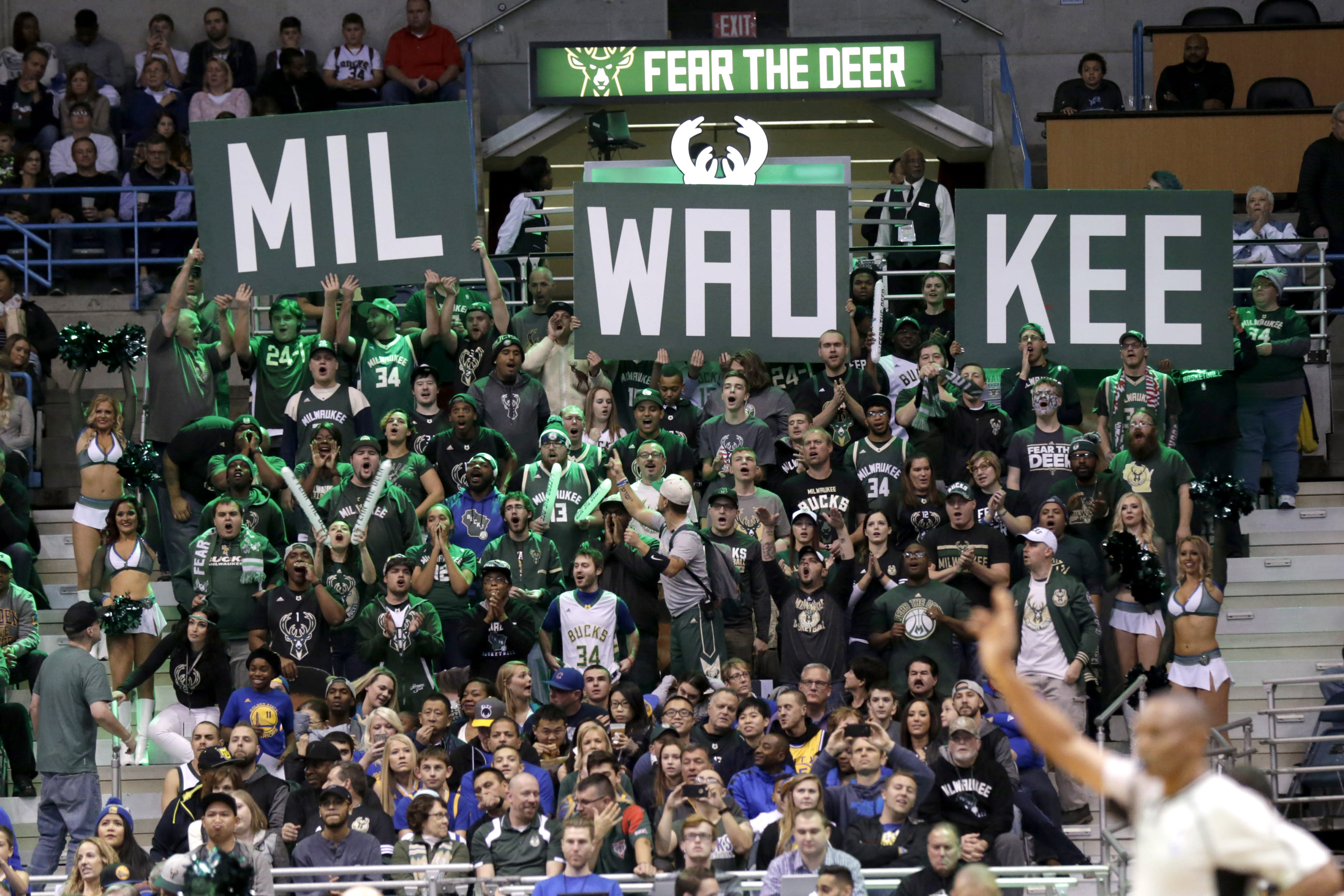 ed531b690 The reincarnation of the Milwaukee Bucks is more than just Giannis