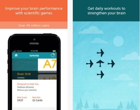 Lumosity brings it brain-building quizzes to the iPad