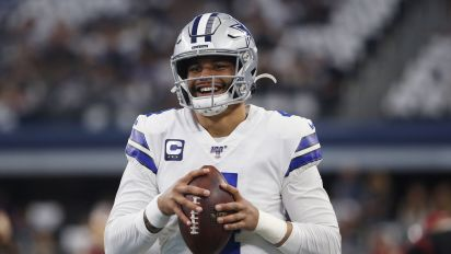 Why Dak Prescott is a good bet to win NFL MVP