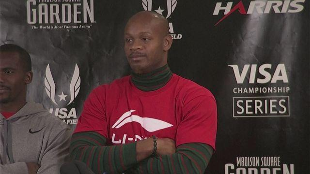 Asafa Powell receives 18 month doping ban