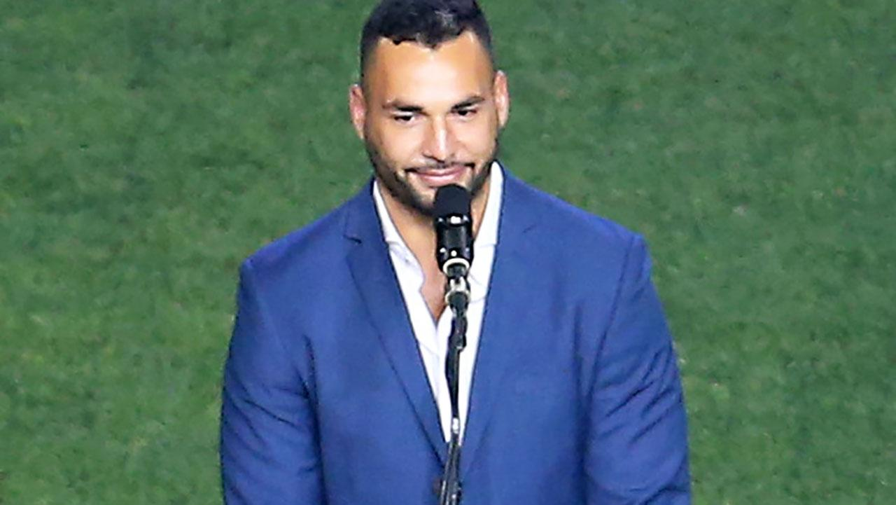 'This is a disgrace': Sponsor's brutal response to 'offensive' NRL grand final gaffe