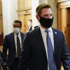 Eric Swalwell sues Trump and allies for violating civil rights with Jan. 6 incitement
